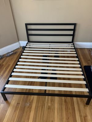Queen Bed Frame for Sale in Boston, MA
