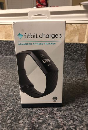 Fitbit charge 3 for Sale in Atlanta, GA