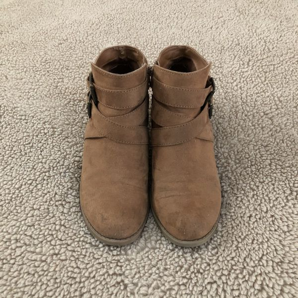 Girls Ankle Boots