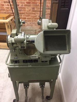 Moviola Series 20 35mm Cutters Editor for Sale in Baltimore, MD