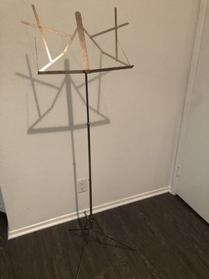 Sheet music stand. Vintage 1970s for Sale in Los Angeles, CA