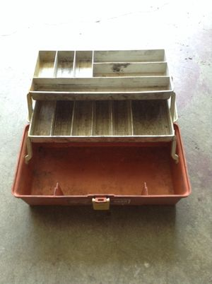 Fish Tackle Box for Sale in Daly City, CA