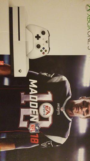 XBOX One S NFL Bundle for Sale in Vienna, VA