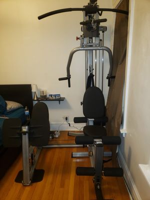 Powerline by Body Solid Home Gym with leg press for Sale in Chicago, IL