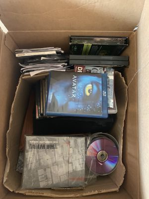 DVDs and blue ray lot for Sale in Emeryville, CA