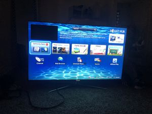 Samsung smart tv 50 inch new for Sale in Frederick, MD