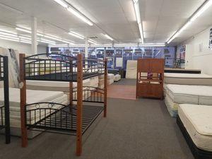 BUNK BED W MATTRESS/ CAMAS DE VENTA CAMAS for Sale in Denver, CO