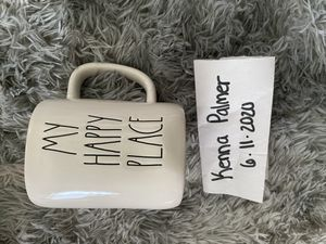 Rae Dunn Happy Place Mug for Sale in South Corning, NY
