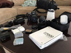 Nikon D7000 camera for Sale in Nashville, TN