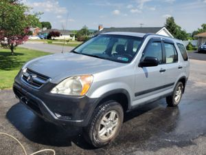 03 Honda CRV 4WD for Sale in West York, PA