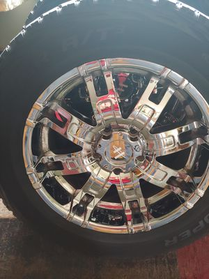 20 inch wheels and tires for Sale in Newportville, PA