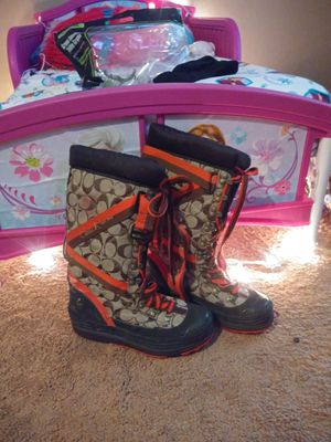 Couch rain boots for Sale in Fort Worth, TX