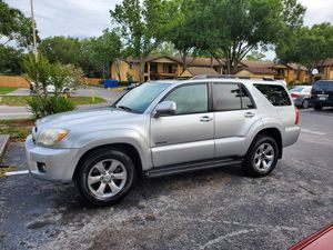 Toyota 4runner limite for Sale in Tampa, FL