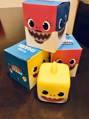 Baby shark speaker toy for Sale in Syracuse, UT