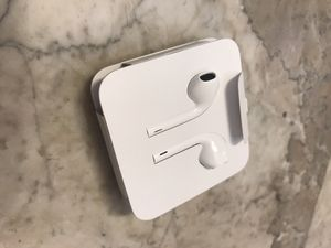Apple Headphones, Headphone Adapter And Charging Cube for Sale in Springfield, VA