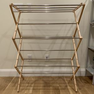 Collapsible Freestanding Drying Rack 🧺🧦 for Sale in Los Altos Hills, CA