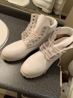 White tims size 11 men's for Sale in Fresno, CA