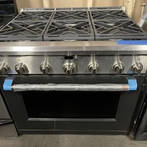 36in GE Cafe Brand New Slide In Propane Range -6 Months Warranty for Sale in Baltimore, MD