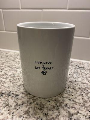 Dog Treat Jar for Sale in St. Petersburg, FL