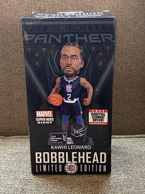 Kawhi Leonard Clippers bobblehead for Sale in El Monte, CA