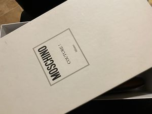 Men-dress shoe- size 11 MOSCHINO'S for Sale in Portland, OR