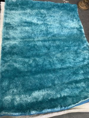 BLUE RUG FOR $149 5 by 7 for Sale in Las Vegas, NV