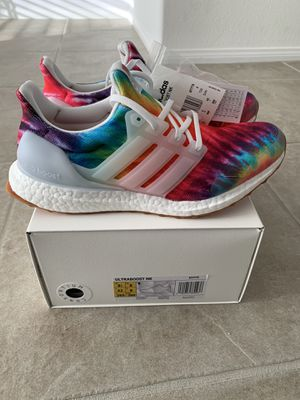 Adidas Ultra Boost Nice Kicks Woodstock 50th Anniversary SIZE 8.5 for Sale in Orange, CA