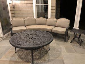 Outdoor patio furniture for Sale in Cream Ridge, NJ