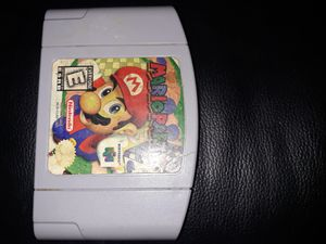 Video games Mario party 1 for Nintendo 64,good conditions. for Sale in Cudahy, CA