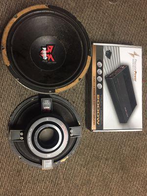 Fosgate Power DVC for Sale in Sacramento, CA