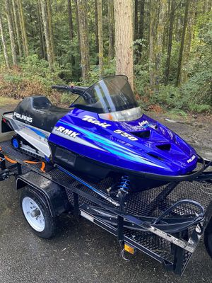 Snowmobile package deal for Sale in Marysville, WA