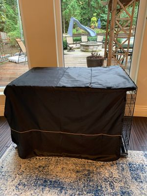 """Large Dog Crate Kennel 48"""" for Sale in Bellevue, WA"""