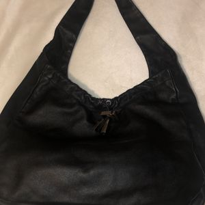 Salvatore Ferragamo Black Leather Hobo Bag for Sale in Henderson, NV
