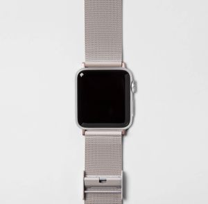 Heyday Apple Watch Band- Pink Mesh for Sale in Lititz, PA