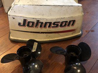 Johnson/ Evinrude 25 Parts for Sale in Seattle,  WA