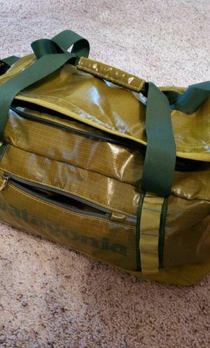 Patagonia Black Hole 40 Liter Duffel bag Backpack - climbing hiking backpacking travel for Sale in Herriman, UT