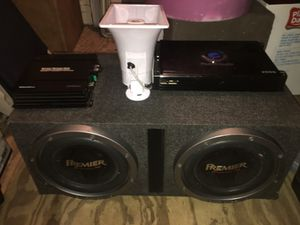 Speakers for Sale in Holly Springs, NC