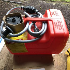 3 Gallon Boat Gas Tank for Sale in Keizer, OR