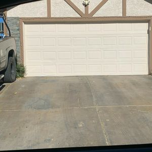 Double Garage door for Sale in Nellis Air Force Base, NV