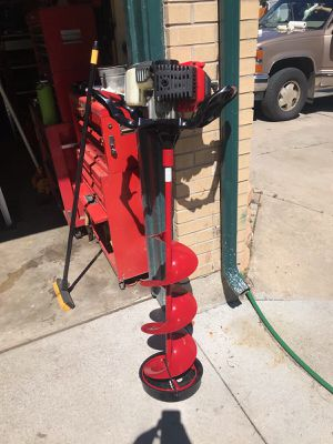 "Ezkimo Z71 10"" Ice Fishing Auger for Sale in Arvada, CO"
