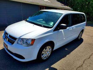 2017 Dodge Grand Caravan for Sale in Olympia, WA