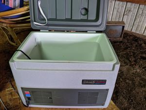 Coleman electric cooler for Sale in Peck, KS