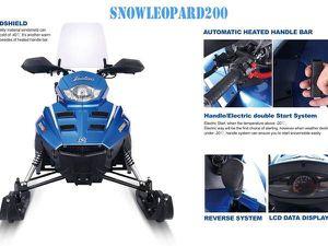 2016 Snowleopard 170cc Snowmobile 4-Stroke for Sale in Clovis, CA