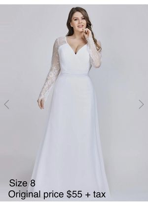NWT wedding dress/ evening gown for Sale in San Diego, CA