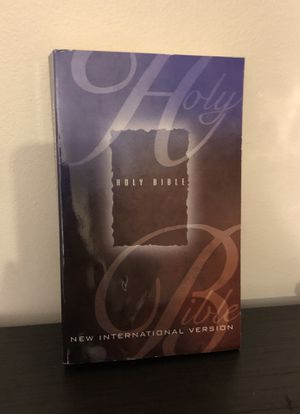 Bible NIV paperback for Sale in Silver Spring, MD
