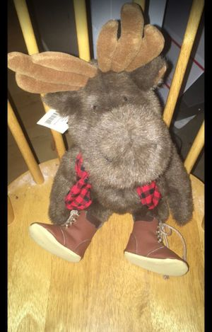 Moose plush 17' for Sale in Bowie, MD