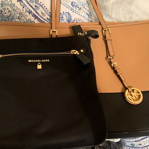 Two Authentic MK bags for Sale in Pflugerville, TX