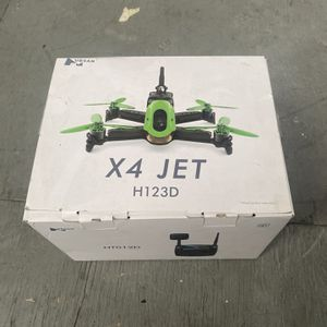 Hubsan X4 Jet H123D Drone for Sale in Oakland, CA