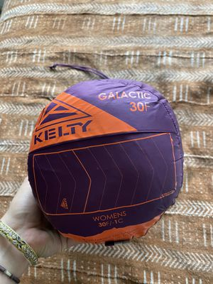 KELTY Galactic Womens Sleeping Bag (new!) for Sale in San Diego, CA