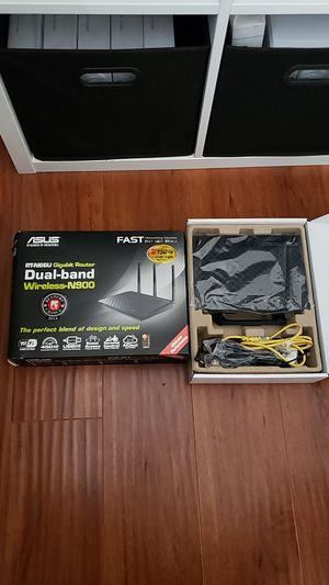 Asus rt-n66u Router for Sale in San Diego, CA